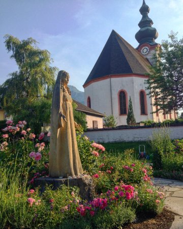 Grossgmain, Austria: A força do feminino