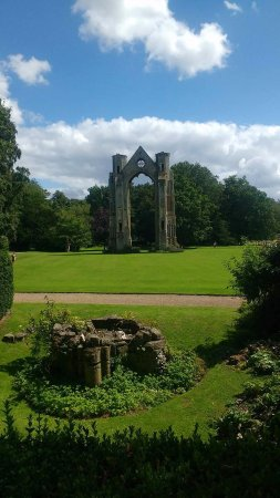 Walsingham, UK: The Window