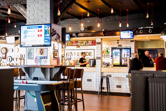 Riverside Sports Bar And Kitchen Newport