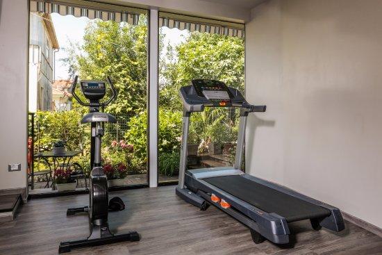 Hotel La Villa: Palestra - Area Fitness