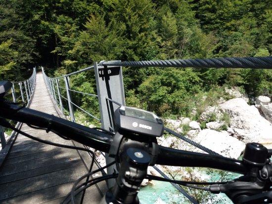 E-bikes Kobarid Foto