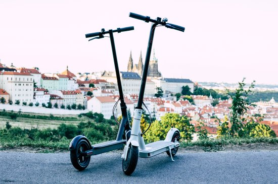 Prague Scooter4Fun