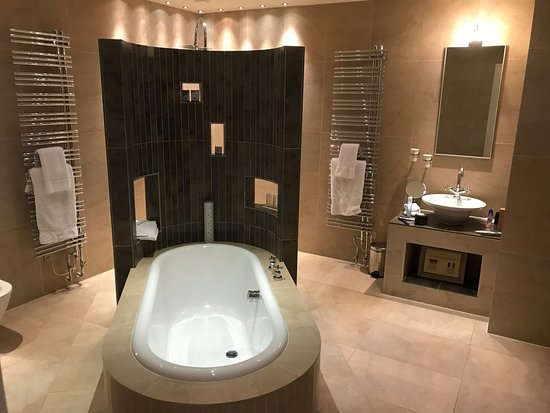 North Kilworth, UK: Great Bathroom