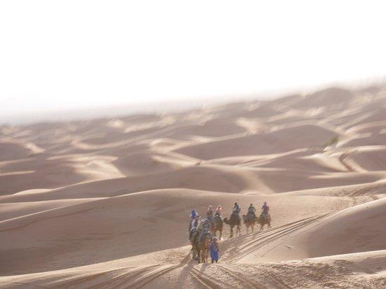 Ksar Bicha: Wüstentour