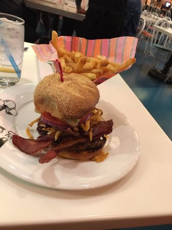 Serendipity 3: Burgers!!