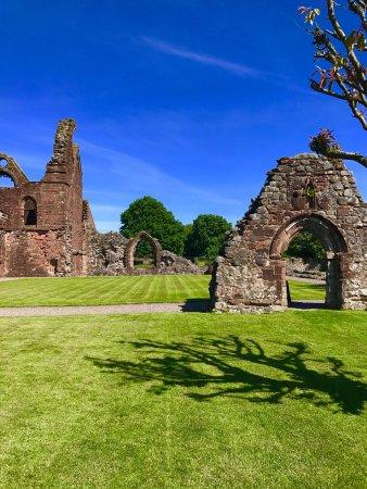 New Abbey, UK: photo1.jpg