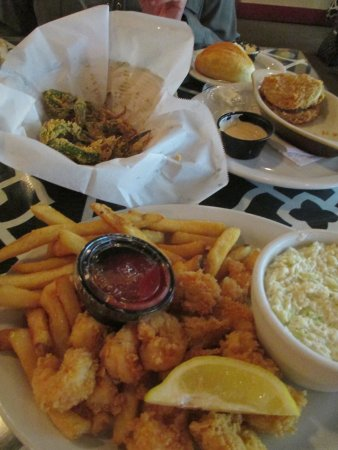 Driftwood Bistro: Fried glory!