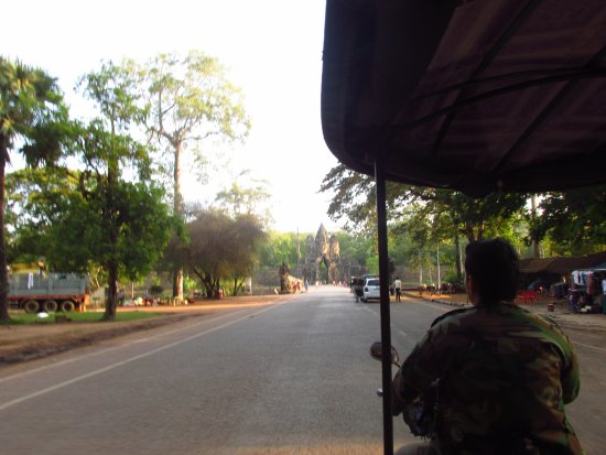 Tim Tuk tuk francophone Siem Reap / Angkor