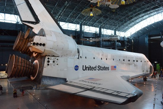 space shuttle discovery location - photo #48