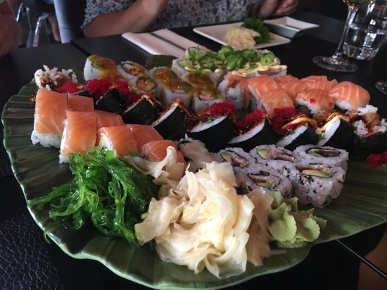 Amber asian food restaurant trondheim restaurant for Amber asian cuisine