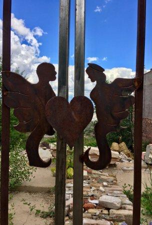 Jerome, AZ: Cuban Queen Bordello Gates