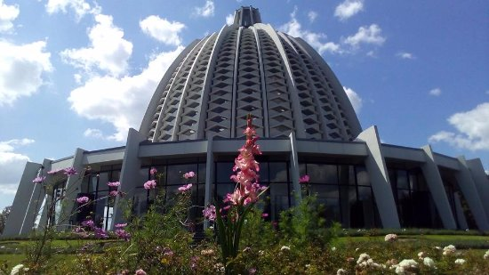 Europäisches Haus der Andacht der Bahá`i: Baha'i House of Worship
