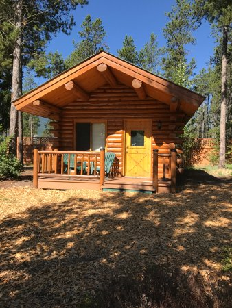 Silverwolf Log Chalet Resort: Beautiful Cabin