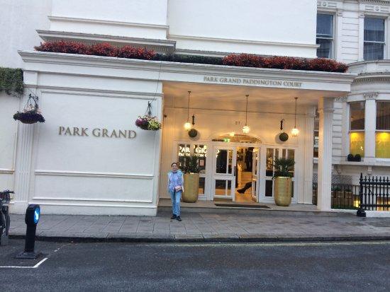 Local park kensington gardens bild fr n park grand for 27 devonshire terrace paddington london w2 3dp england