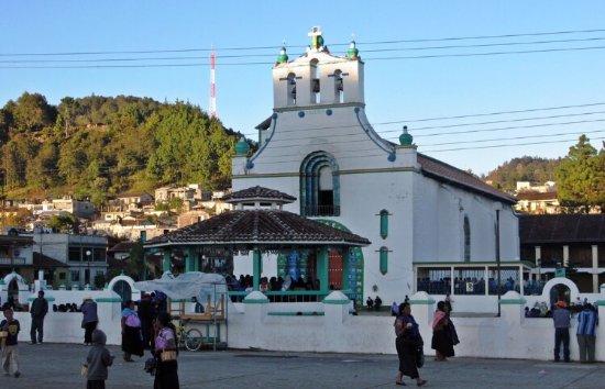 San Juan Chamula, Meksika: Church of St. Juan Bautista