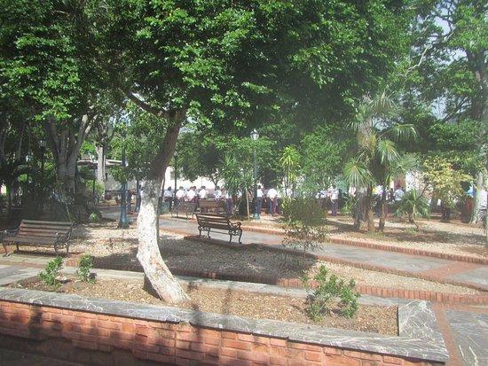 La Asunción, Venezuela: Plaza