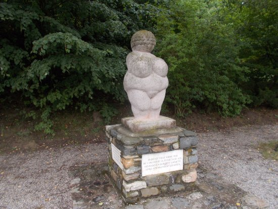 Venus Museum in Willendorf