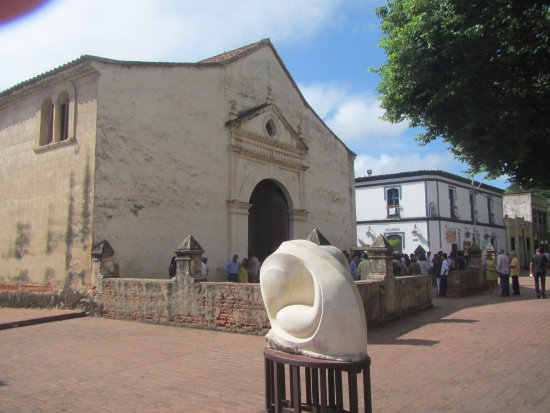 La Asunción, Venezuela: Catedral