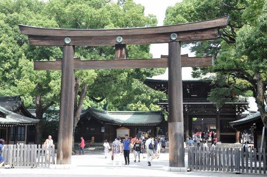 Meiji-Schrein (Meiji-jingū)