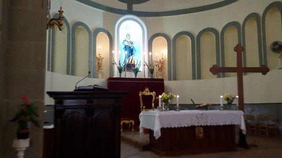 Santuario del SS. Crocifisso - Moio Alcantara.