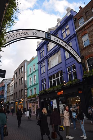 Grand Plaza Serviced Apartments: Carnaby Street