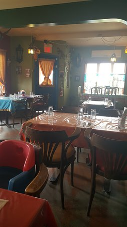 Peace River, Canada: Dining room