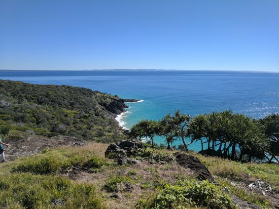 Tewantin, Australia: At the top of the light house view