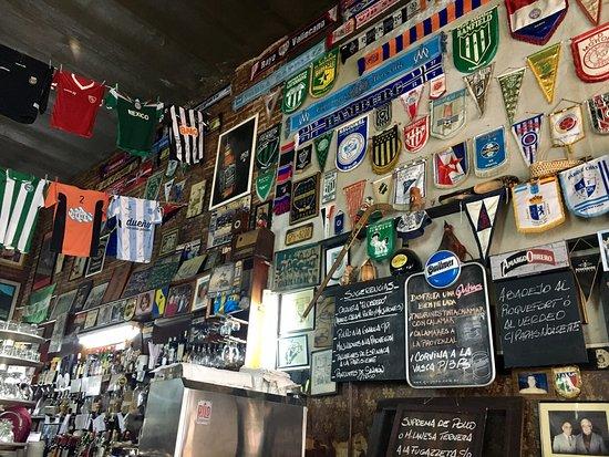 Photo of Latin American Restaurant El Obrero at Calle Agustin Caffarena 64, Buenos Aires C1157ADB, Argentina
