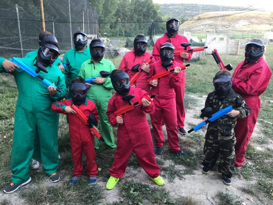 ‪Paintball Jaca‬