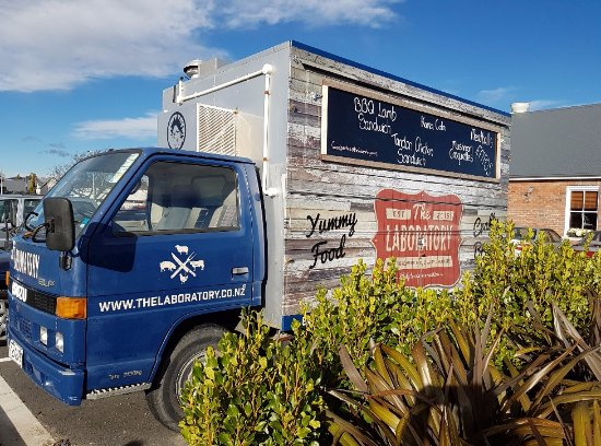 Lincoln, New Zealand: The food truck which can cater for your special occasion