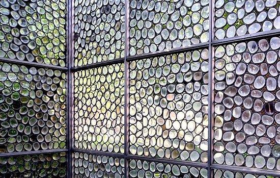 Maison d'Erasme: trouble de perception du jardin lumineux qui nous entoure