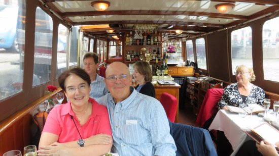 Amsterdam Jewel Cruises - Dinner Cruise: Charming aboard