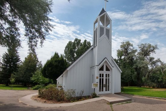 Cedaredge, CO: Chapel of the Cross