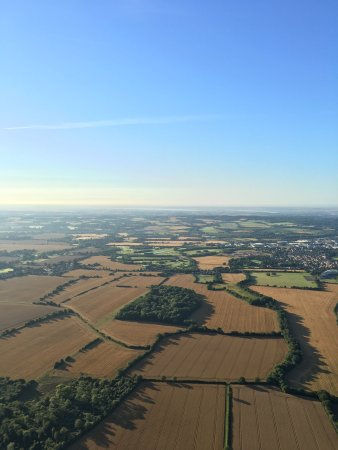 Virgin Balloon Flights - Colchester