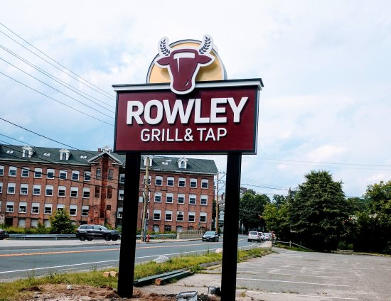 Winsted, كونيكتيكت: Rowley Grill and Tap
