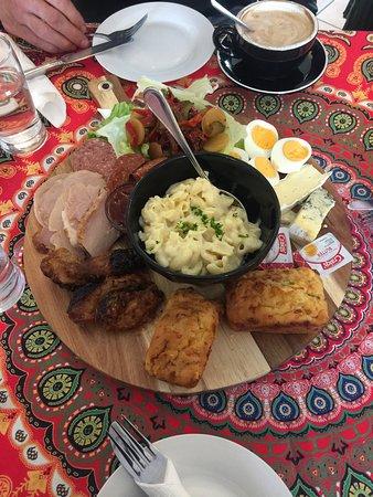 Upper Hutt, Nouvelle-Zélande : The platter!