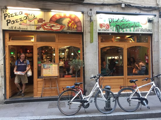 La Strada Pizza Barcelona: photo0.jpg