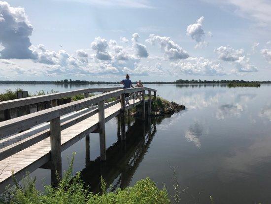Winneconne, WI: Terrell's Island