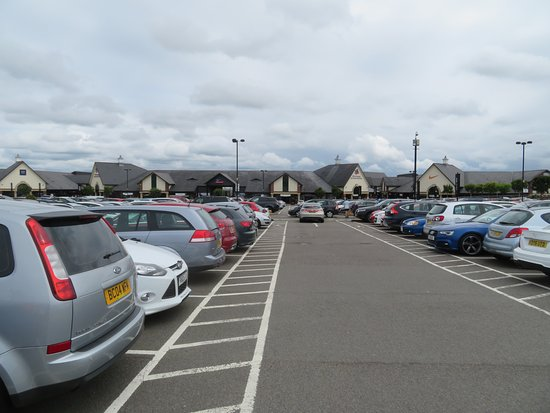 South Normanton, UK: Still More Parking