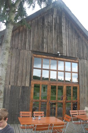 Agnita, Romania: Restauracja