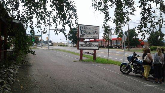 Mifflinburg, PA: Sign