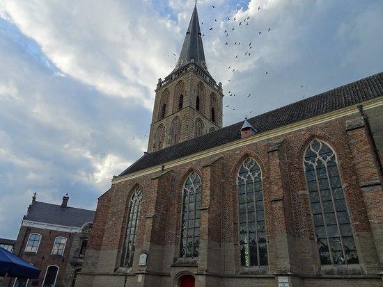 Lochem, Belanda: -SINT GUDULAKERK uit 1478-1550 LOCHUM-