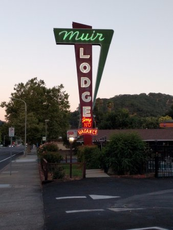Muir Lodge Motel foto