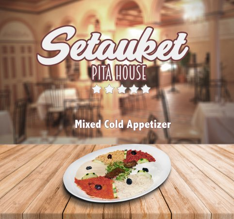 East Setauket, Нью-Йорк: Mix Cold Appetizers