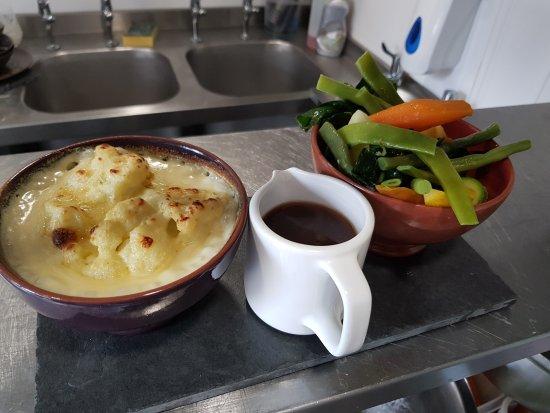 Kennford, UK: Sunday roast
