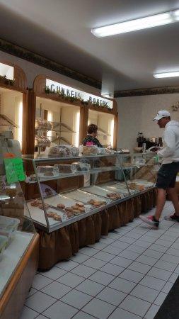 Antigo, WI: Gunkel's Bakery