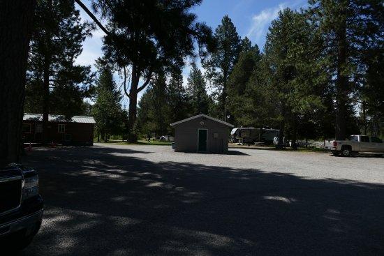 Fort Klamath, Орегон: Bath/laundry room