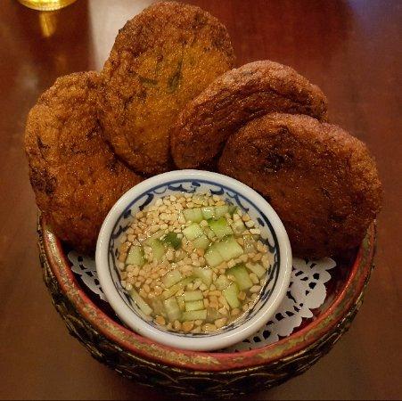 Thai Fish Cakes Nz