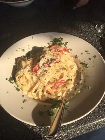 Frankie Pestos Italian eatery: Pasta Ciahna (vegetarian)