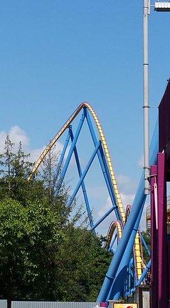 Six Flags Great Adventure: Nitro coaster